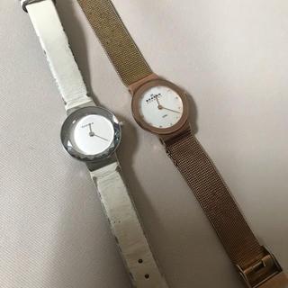 スカーゲン(SKAGEN)のSKAGEN ジャンク腕時計(腕時計)