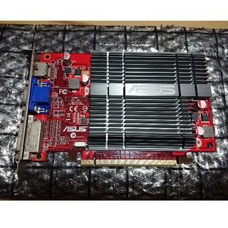 エイスース(ASUS)のASUS EAH4350 SILENT/DI/512MD2ジャンク品(PCパーツ)