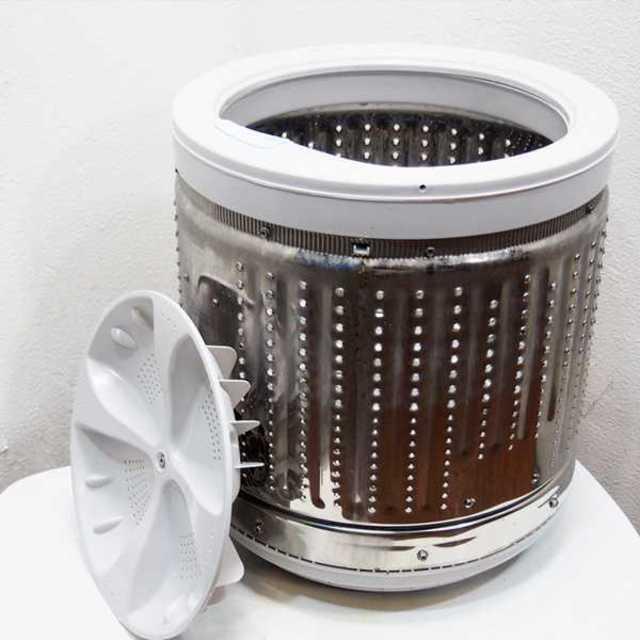 ステンレス槽採用 6.0kg 洗濯機 JS42 スマホ/家電/カメラの生活家電(洗濯機)の商品写真