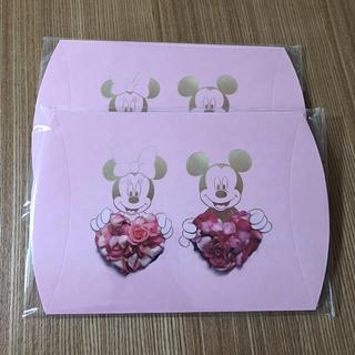 ディズニー(Disney)のディズニー ギフトボックス2個(ラッピング/包装)