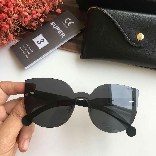 SUPER(スーパー)のsuper サングラス レディースのファッション小物(サングラス/メガネ)の商品写真