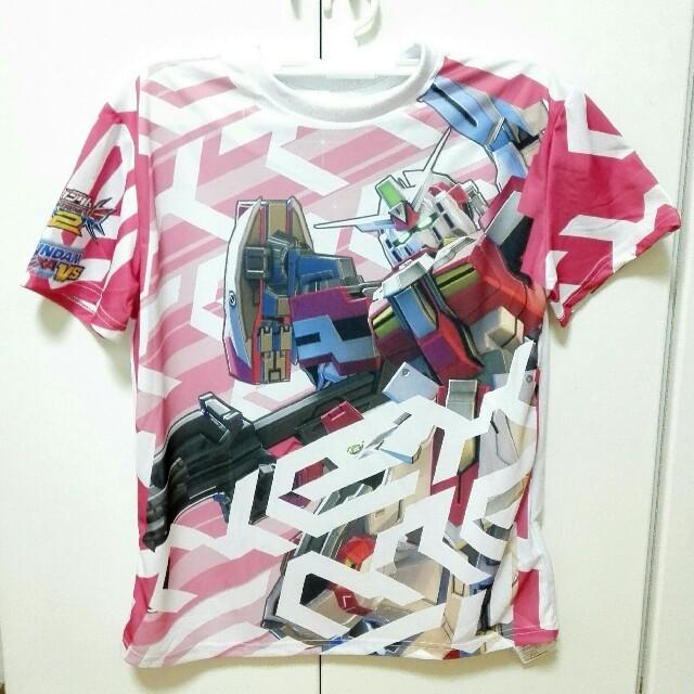 BANPRESTO(バンプレスト)の新品未使用✩送料込み♪機動戦士ガンダムEXTREMEバーサス2  Tシャツ エンタメ/ホビーのアニメグッズ(その他)の商品写真