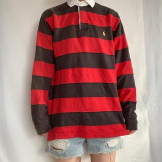 ポロラルフローレン(POLO RALPH LAUREN)のPOLO ラルフローレン ラガーシャツ(ポロシャツ)