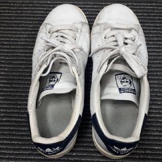 アディダス(adidas)のアディダス スタンスミス オールレザースニーカー(スニーカー)