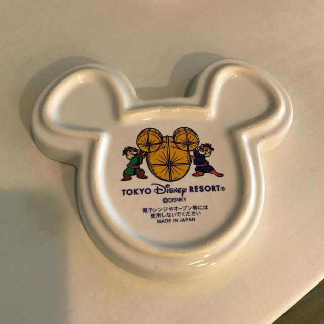 Disney(ディズニー)のディズニー ミッキー型絵皿 2008 エンタメ/ホビーのおもちゃ/ぬいぐるみ(キャラクターグッズ)の商品写真