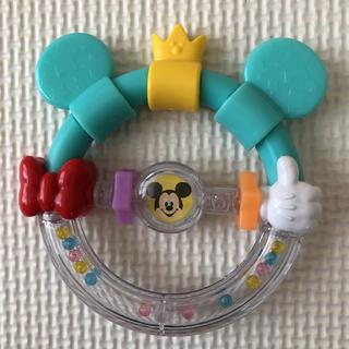 ディズニー(Disney)のdisney 歯固め(がらがら/ラトル)