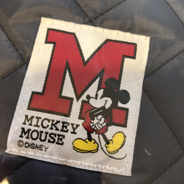 Disney(ディズニー)の新品未使用 ミッキー ミニトートバッグ キッズ/ベビー/マタニティのこども用バッグ(トートバッグ)の商品写真