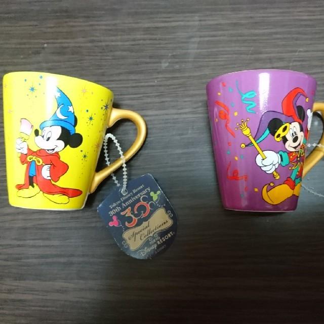 Disney(ディズニー)のディズニーコレクタブルマグ エンタメ/ホビーのコレクション(その他)の商品写真