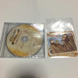 コーエーテクモゲームス(Koei Tecmo Games)の【送料無料】金色のコルダ イベント限定 特典 配布物 CD 未開封 コースター(その他)
