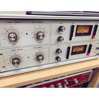 Urei 1176 コンプレッサー rev.H シリアル10941(エフェクター)