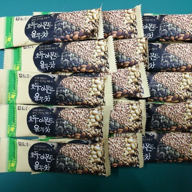ダルト ユルム茶 20本セット 食品/飲料/酒の飲料(茶)の商品写真