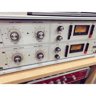 Urei 1176 コンプレッサー rev.H シリアル10937(エフェクター)