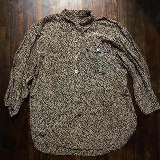 デプト(DEPT)のヨーロッパヴィンテージシャツ(シャツ/ブラウス(長袖/七分))