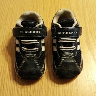 バーバリー(BURBERRY)のBURBERRY スニーカー 13cm(スニーカー)