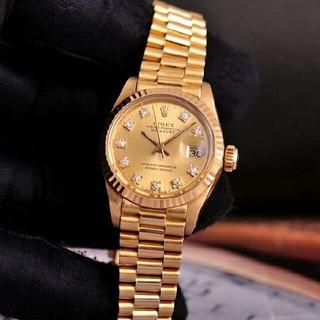 ROLEX ロレックス デイトジャスト 6917 レディース 腕時計