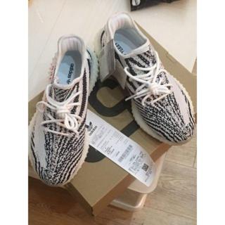 adidas yeezy boost 350  zebra cp9654 27(スニーカー)