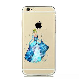 iPhone ケース ♡ 水彩 シンデレラ