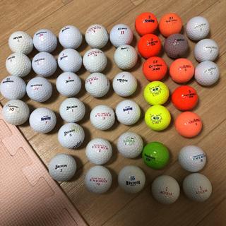 ツアーステージ(TOURSTAGE)の練習用ボール ロストボール 43個 新品あり(その他)