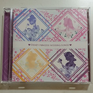 ディズニー(Disney)のディズニープリンセス・ウエディング・ソングス CD(ポップス/ロック(洋楽))