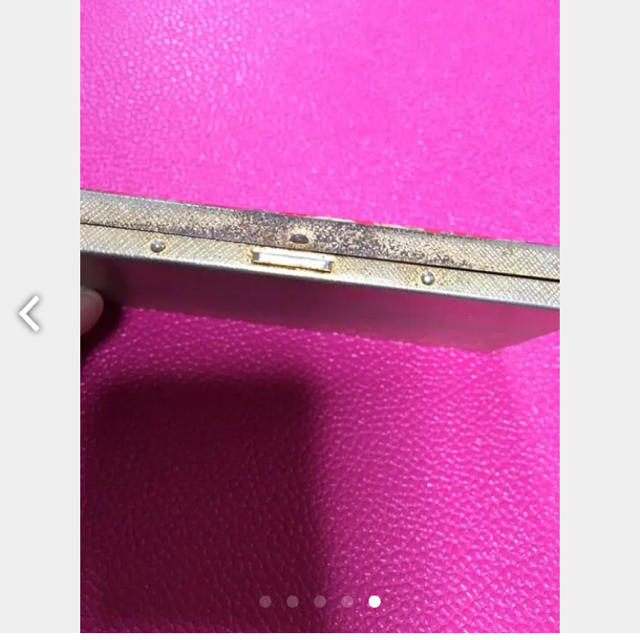 レトロシガレットケース レディースのファッション小物(その他)の商品写真