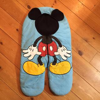 ディズニー(Disney)のミッキーなりきりおくるみ  (その他)