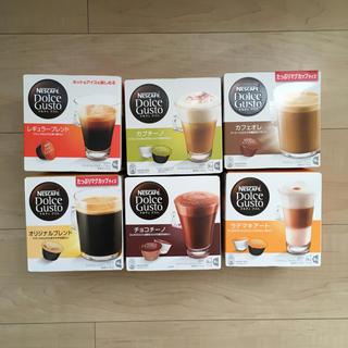 ネスレ(Nestle)のネスカフェドルチェグスト セット(コーヒー)