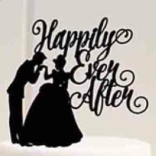 ディズニー(Disney)のシンデレラ ケーキトッパー 結婚式 ディズニー プリンセス(その他)