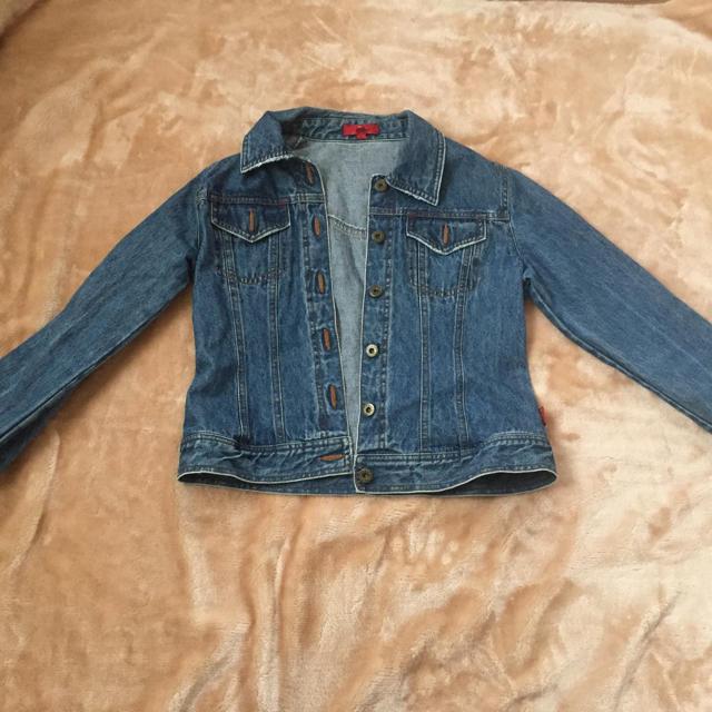 Gジャン レディースのジャケット/アウター(Gジャン/デニムジャケット)の商品写真
