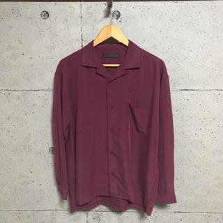 センスオブプレイスバイアーバンリサーチ(SENSE OF PLACE by URBAN RESEARCH)のオープンカラーシャツ(シャツ)