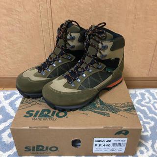 シリオ(SIRIO)の【新品未使用】SIRIO P.F.440 28.0cm(登山用品)