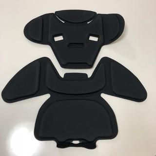 ブリヂストン(BRIDGESTONE)の新品 HYDEE.Ⅱ チャイルドシート カバー 黒(自動車用チャイルドシートカバー)