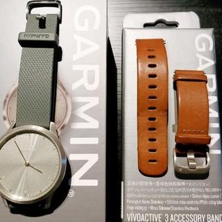 ガーミン(GARMIN)のgarmin vivomove hr ガーミン (腕時計(アナログ))
