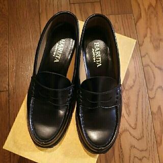 ハルタ(HARUTA)のハルタ ローファー 24.5 EE (ローファー/革靴)