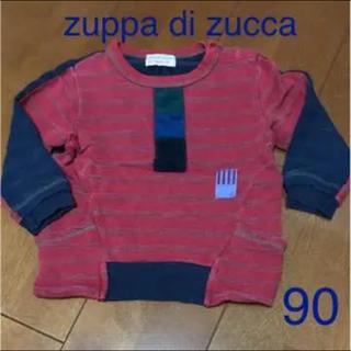 ズッパディズッカ(Zuppa di Zucca)の【90】zuppa di zucca トレーナー(Tシャツ/カットソー)