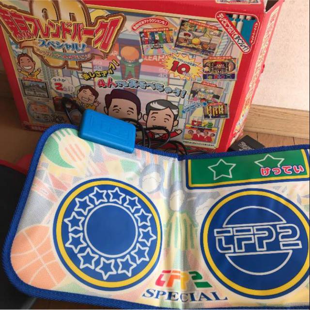 東京フレンドパーク エンタメ/ホビーのテレビゲーム(家庭用ゲーム本体)の商品写真