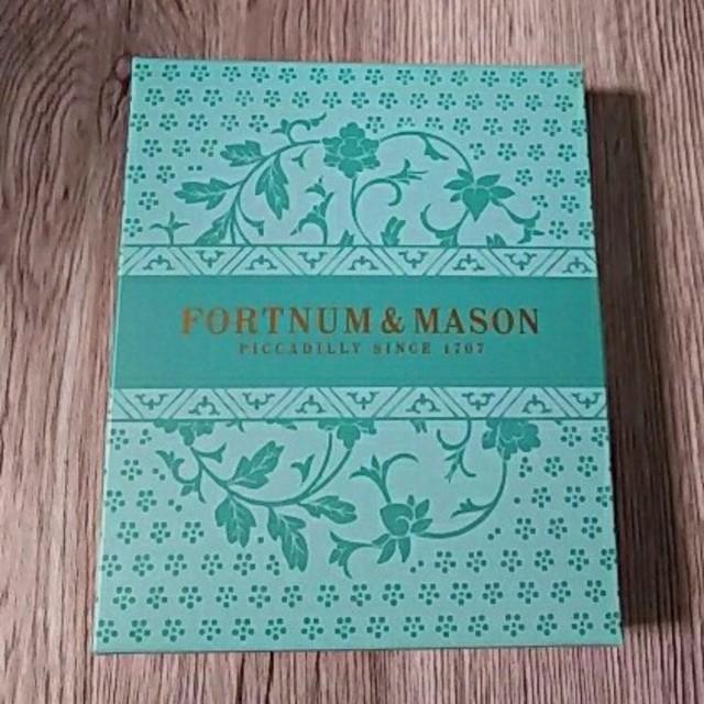 フォートナム・アンド・メイソン ティーバッグ 16袋 新品未開封 食品/飲料/酒の飲料(茶)の商品写真