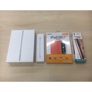 アップル(Apple)のiPad9.7inch 128GB(MR7K2J/A)+Apple Pencil(タブレット)