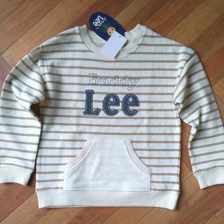 バディーリー(Buddy Lee)の新品タグ付き Lee 綿100スエットトレーナー 120(Tシャツ/カットソー)