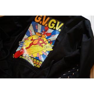 18AW KOZIK x G.V.G.V. LACE UP COAT コート
