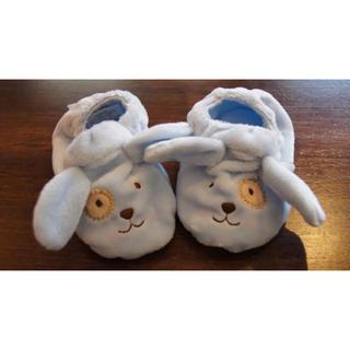 バニーズバイザベイ(Bunnies by the Bay)の新品 BUNNIES BY THE BAY こいぬのベビーブーティ10~12cm(靴下/タイツ)