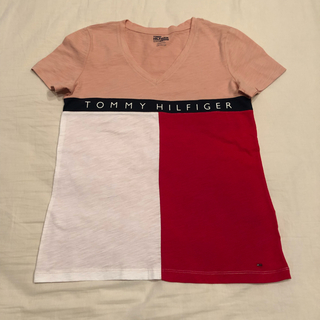 TOMMY HILFIGER - トミーヒルフィガー Tシャツ