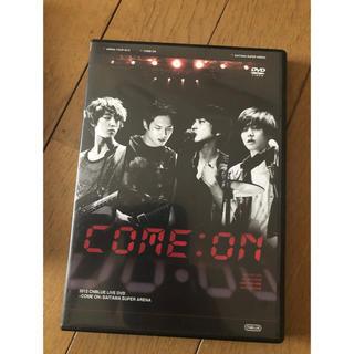 シーエヌブルー(CNBLUE)のCNBLUE COME:ON(K-POP/アジア)