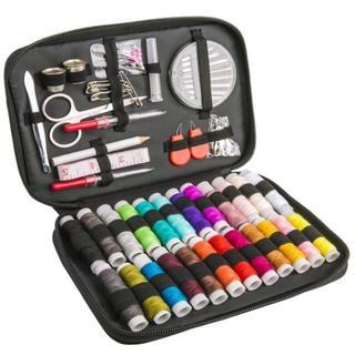 今だけ価格★ソーイングセット☆24色縫い糸 収納バッグ付き