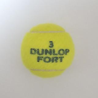 ダンロップ(DUNLOP)のダンロップ★テニスボール★1個(ボール)