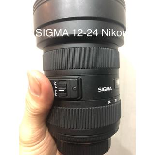 sigma 12-24mm f4.5-5.6 ll dg hsm ニコン用