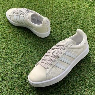 アディダス(adidas)の美品22.5 adidas アディダス×メゾンドリーファ キャンパス A225(スニーカー)