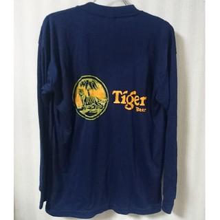 トウヨウエンタープライズ(東洋エンタープライズ)のタイガービールのロンT(Tシャツ/カットソー(七分/長袖))