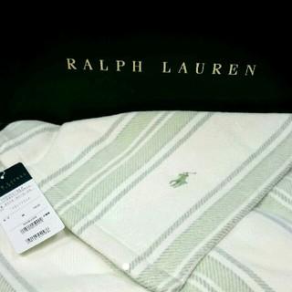 ラルフローレン(Ralph Lauren)の(新品未使用)【RALPH LAUREN】コットンブランケット(その他)