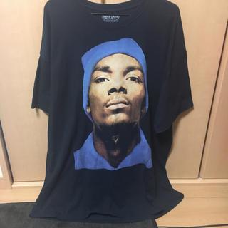 スヌープドッグ(Snoop Dogg)のオフィシャル Snoop Dogg Tシャツ(Tシャツ/カットソー(半袖/袖なし))