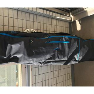 美品 ノースピークス スノーボード オールインワン ケース 135センチ(バッグ)